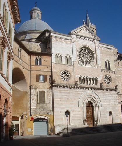 Foligno (PG). Cattedrale di San Feliciano