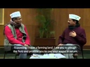 Arvind kejriwal with Aashutosh about AAP Part 1 http://kejriwalexclusive.com/arvind-kejriwal-aashutosh-aap-part-1/ #AAP #Arvind Kejriwal