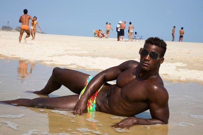 Martin Parr Life's beach 26