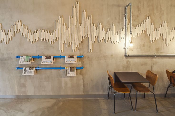 Little Bean Blue designed by ZWEI Interiors Architecture