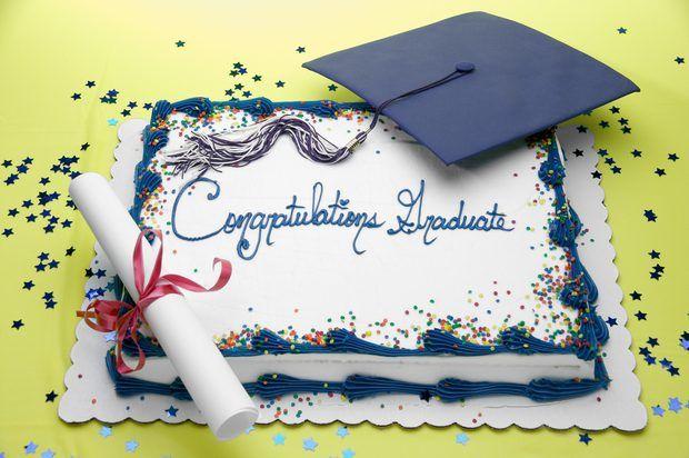 ¿Qué se escribe en una torta de graduación?                                                                                                                                                                                 Más
