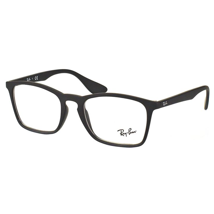 Ray-Ban RX 7045 5364 Rubber Rectangle 55mm Eyeglasses