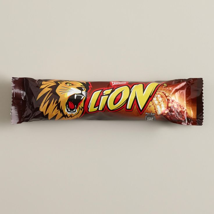 Nestle Lion Bar | World Market