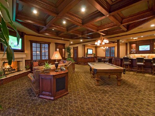 Luxury Man Cave Ideas : Best images about home theaters and game rooms on