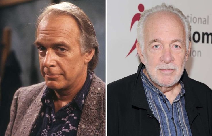 HOWARD HESSEMAN (1986 AND 2014) -  '80s TV stars: Then and now  -  October 11, 2016