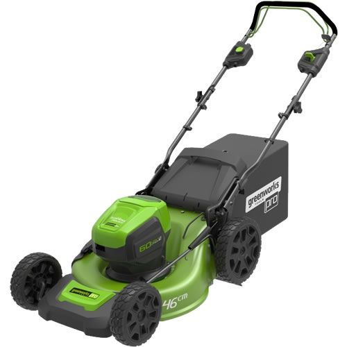 12 best machines images on pinterest lawn mower grass cutter and greenworks 60v 46cm self propelled lawn mower tool only warranty 2 year domestic warranty part number fandeluxe Gallery