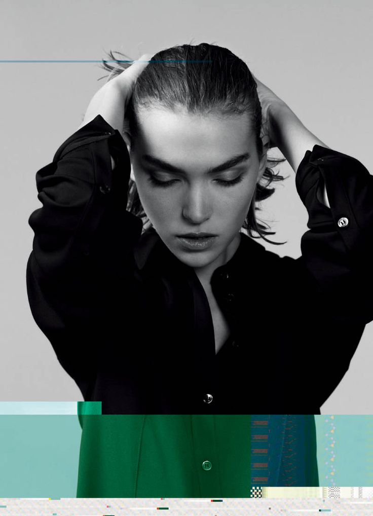 jilsandercampaign3 Jil Sander Navy Fall 2011 Campaign | Arizona Muse by Willy Vanderperre