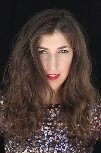 Mayim Bialik (The Big Bang Theory), 2013 Primetime Emmy Nominee for Outstanding Supporting Actress in a Comedy Series
