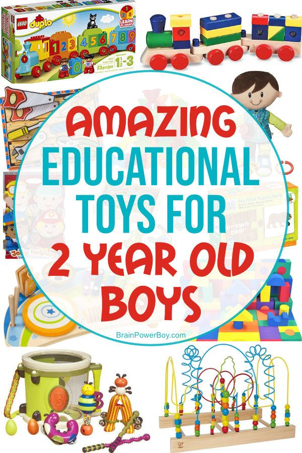 Educational Toys For 2 Year Old Boys Over 50 Hand Picked Ideas Boys Learning Christmas Gifts For 2 Year Olds 2 Year Olds