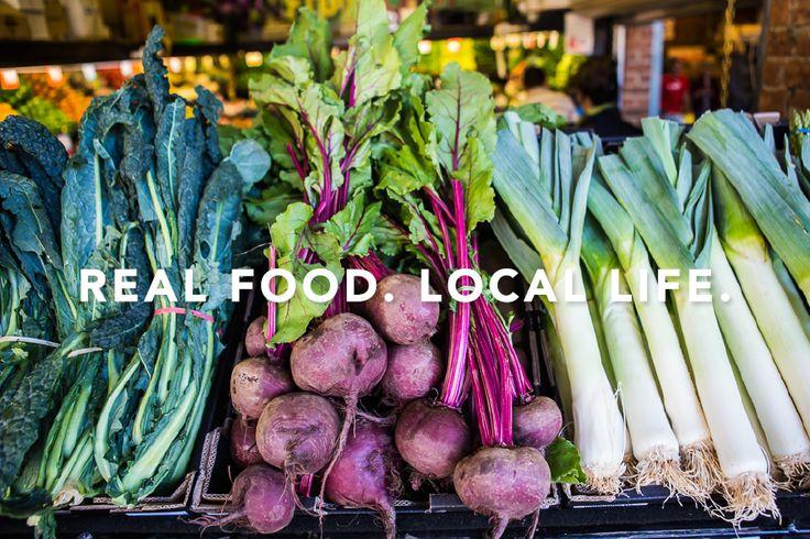 Explore South Melbourne Market