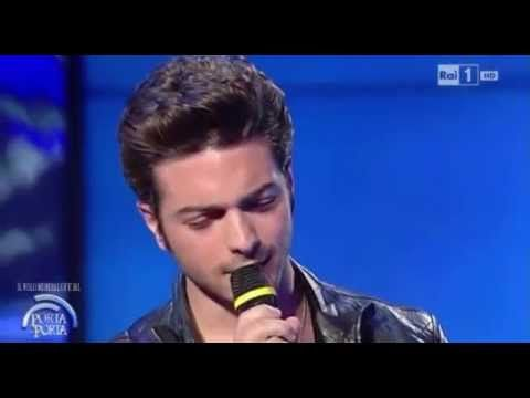 Gianluca Ginoble - I can't help falling in love with you. Oh my word. I just can't even handle it.