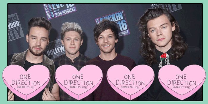 47 bits of One Direction news you might have missed over the holidays