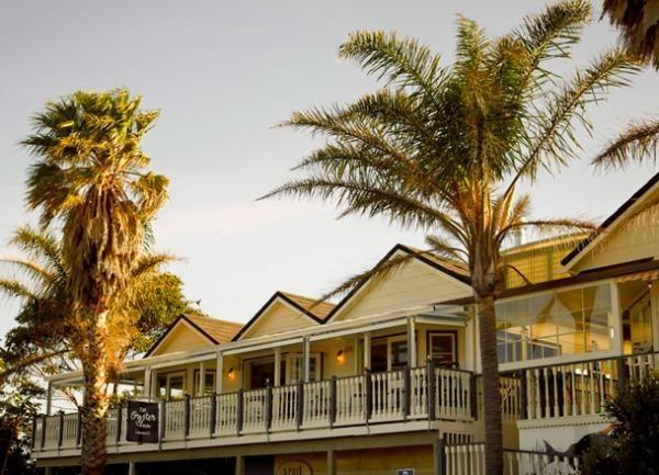 The Oyster Inn, Waiheke Island, near Auckland