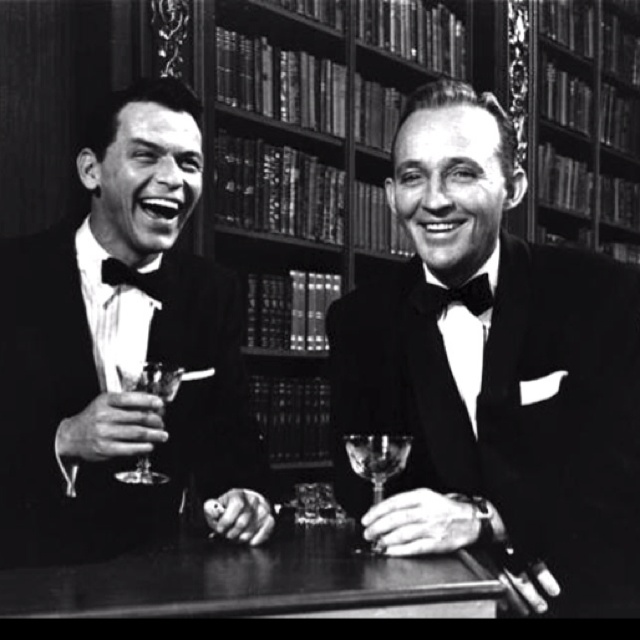 Sinatra & Crosby in High Society