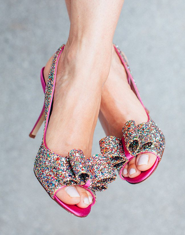 Charm Heels from Kate Spade New York