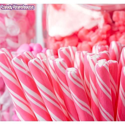 Pink Candy Buffets | Photo Gallery | CandyWarehouse.com Online Candy Store