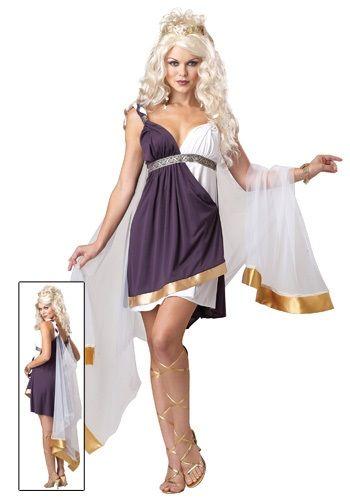 Venus Goddess of Love Costume - Sexy Greek Goddess Costumes