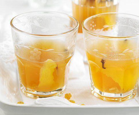 Apfel-Glühmost - Rezept - Saisonküche