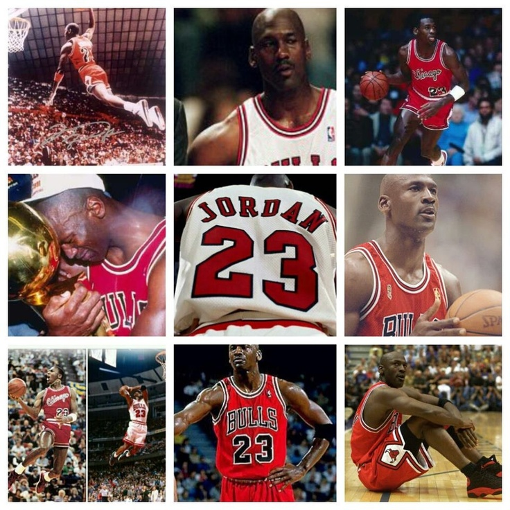 Micheal Jordan the greatest basketball player of all time.