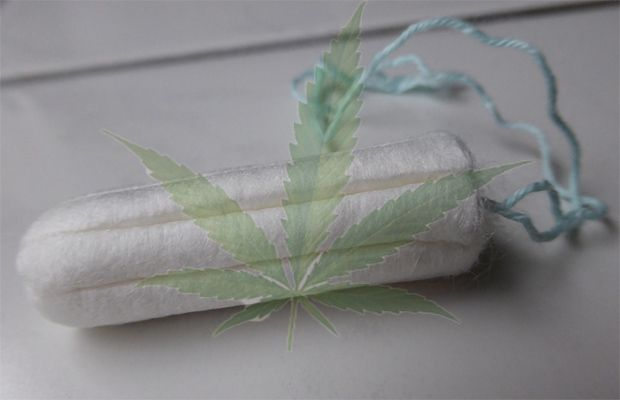 Cannabis Tampons Are a Thing, and They Could Change How You Deal With Pain During Your Period... http://expandedconsciousness.com/2016/08/11/cannabis-tampons/