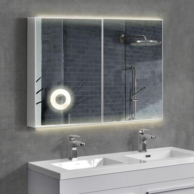 Spiegel Für Spiegelschrank 8 best neu haus spiegel wand bad spiegel spiegelschrank led