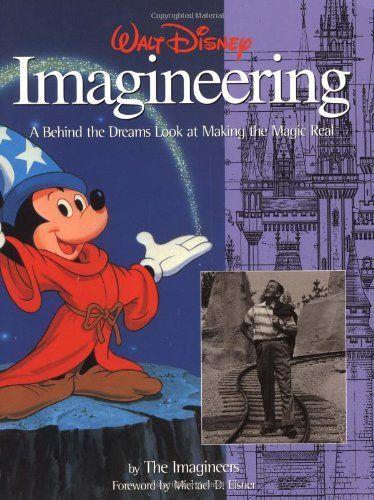 Walt Disney Imagineering: A Behind the Dreams Look At Making the Magic Real by Disney Book Group http://www.amazon.com/dp/0786883723/ref=cm_sw_r_pi_dp_MAR0ub06YSJJA