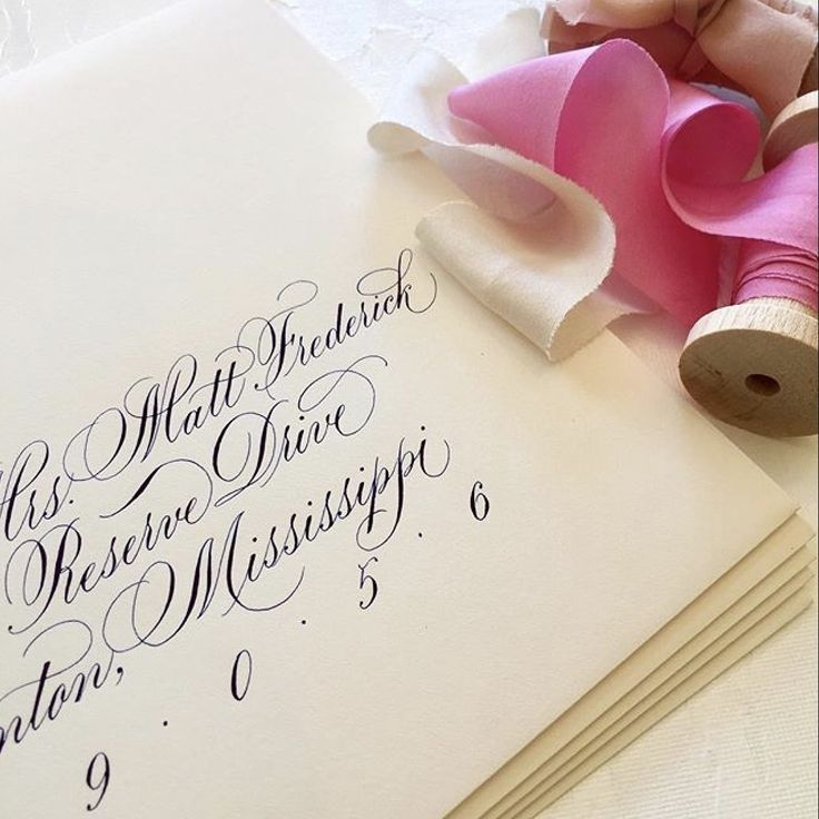 Calligraphy by @suzcunningham from #Instagram