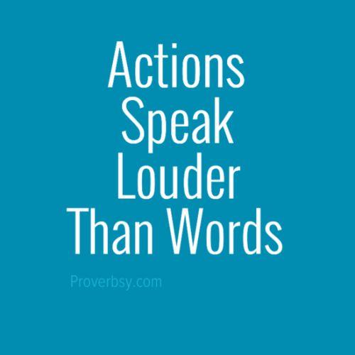 Actions Speakdescription
