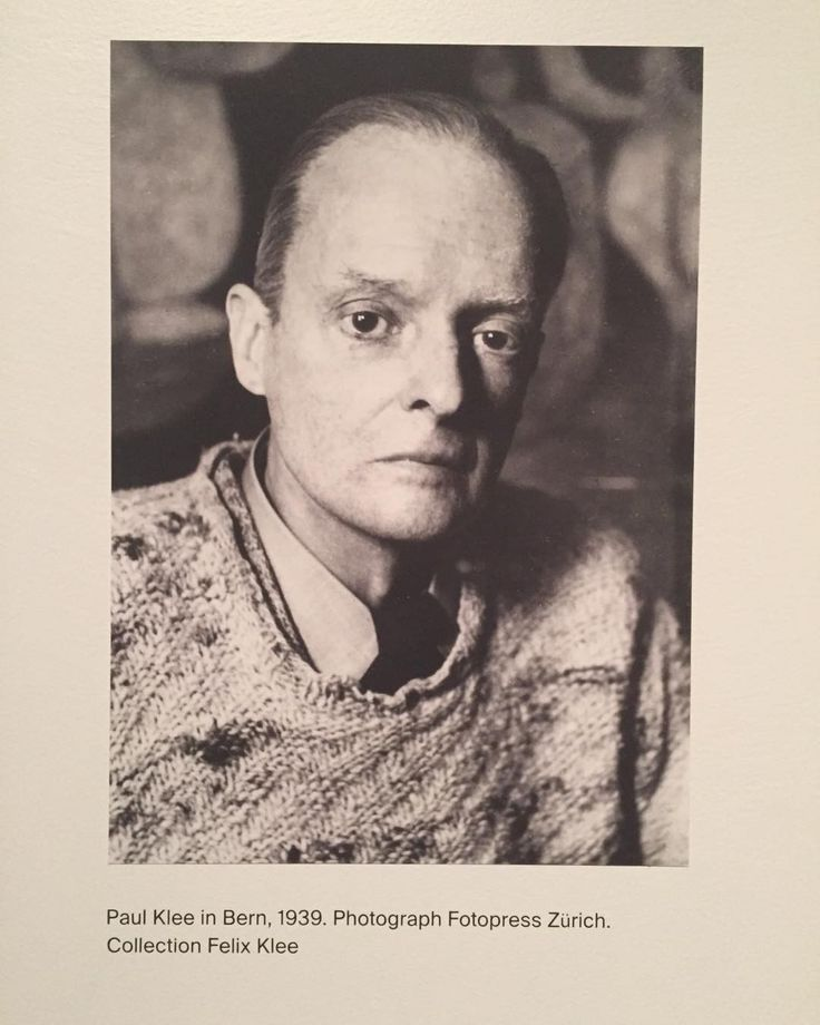 Klee's eyes: a lifetime of seeing the invisible. Good to see Klee at Met Breuer today... #paulklee #metbreuer #invisibleart
