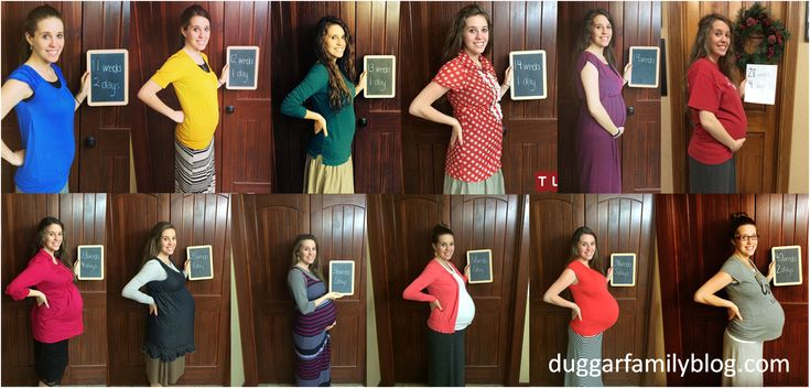 Duggar Family Blog: Updates and Pictures Jim Bob and Michelle Duggar 19 Kids and Counting: 5 Days Overdue
