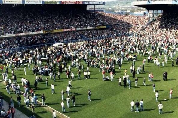 Hillsborough Stadium, April 15th, 1989.  Should have been a joyous time. 96 friends we all shall miss. And all the Kopites want justice. JUSTICE!  A Liverbird Upon My Chest.