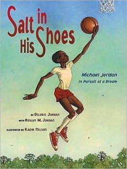 Salt In His Shoes Black History Month Activity