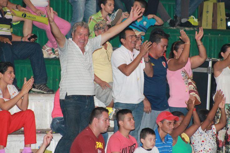En Villavicencio se prendió la fiesta
