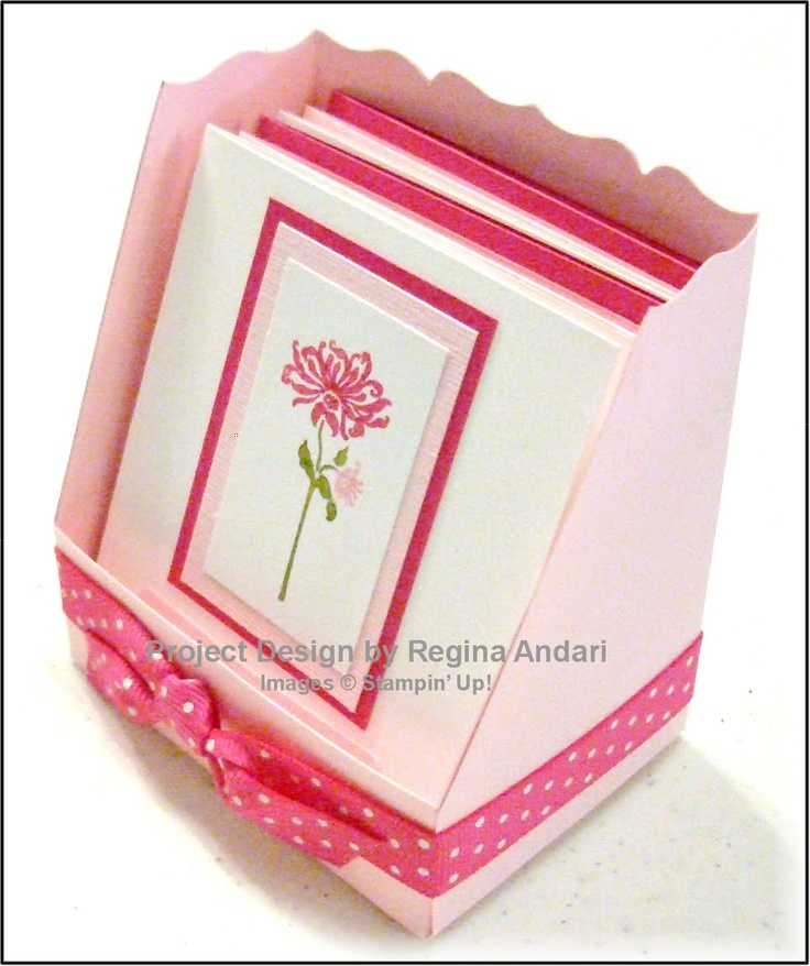 "11/16/2009; Regina Andari at 'WORKIN' OUT THE INKS' blog; ALTERED ""FANCY FAVOR"" BOX"