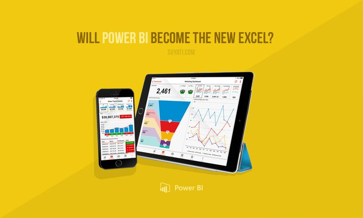 With the introduction of Power BI, the self-service analytics tool with enhanced features, the industry is abuzz with discussions on the future of Excel.