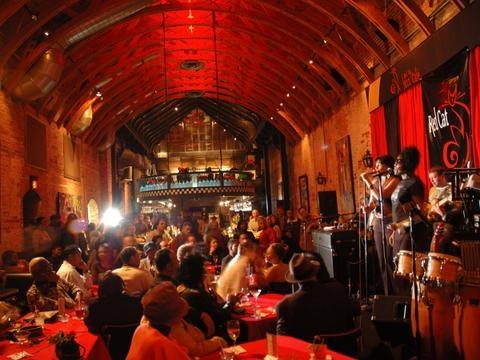 Red Cat Jazz Cafe, Houston