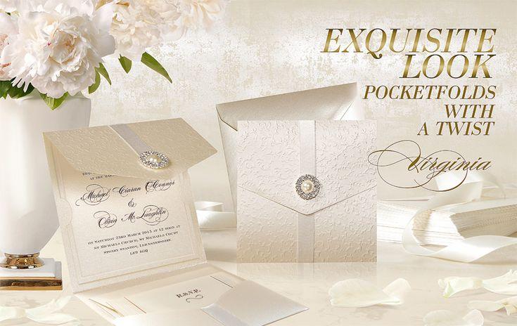 Virginia Luxury Wedding Stationery UK