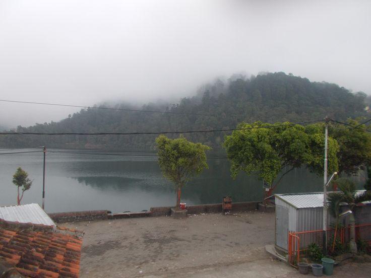 sarangan lake,magetan