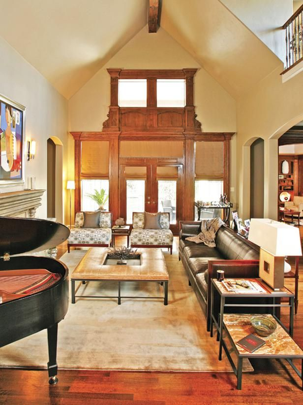 Transitional   Living Rooms   Shelly Riehl David : Designers Portfolio :  HGTV   Home U0026 Part 62