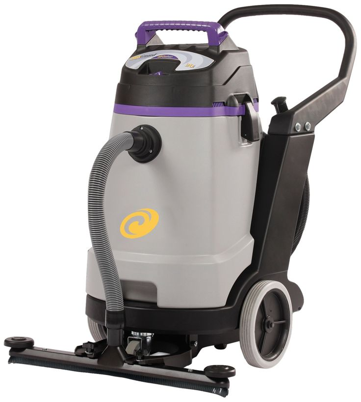 ProTeam Wet-Dry Vacuums ProGuard 15-Gallon Commercial Wet Dry Vacuum Cleaner with Front Mount Squeegee. Power and versatility meet innovation in the heavy-duty ProGuard wet and dry vacuum cleaner. Unique variable wheel pattern allows for increased maneuverability, along with the improved productivity, performance, filtration and durability you expect from a ProTeam wet dry shop vacuum cleaner. Dry wet vacuum recommended for: education, healthcare, hospitality, foodservice, retail...