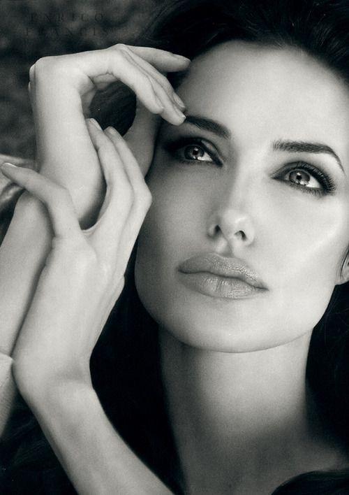 Angie...Still think she is the most beautiful woman in the world!!! Amazing :)