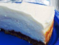 TGI Fridays Vanilla Bean Cheesecake