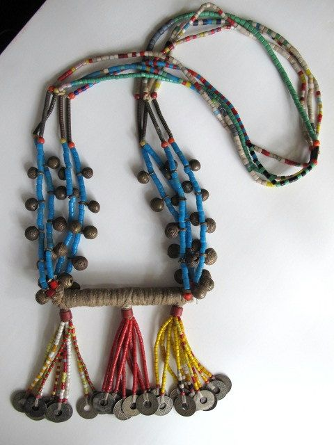 Seed beads go anthro