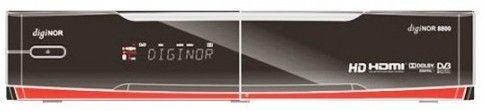 DigiNor 8800 HD DVB-S2 PVR | Satelittservice tilbyr bla. HDTV, DVD, hjemmekino, parabol, data, satelittutstyr