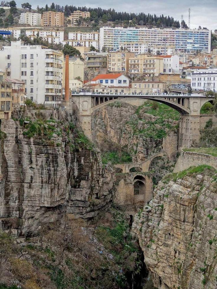 Constantine: Algeria's City of Bridges ~ Kuriositas