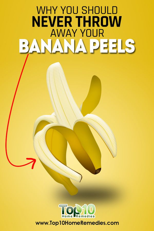 10 Amazing and Interesting Beauty Uses for Banana Peels