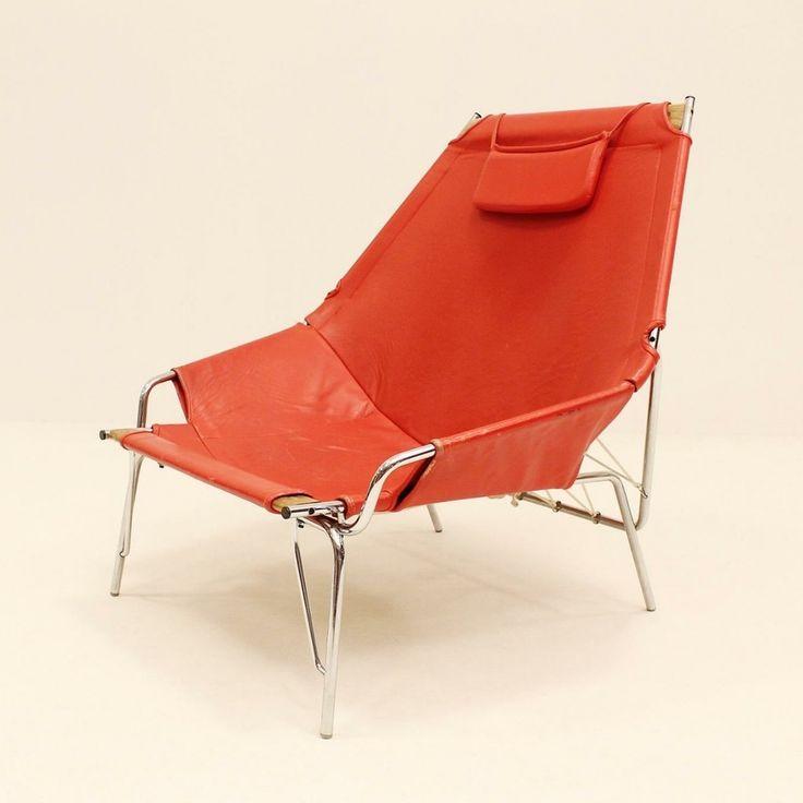 J361 lounge chair by Erik Ole Jørgensen for Bovirke, 1960s