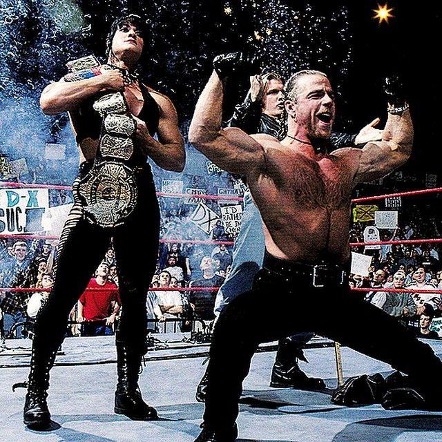 #ProfessionalWrestling #WWE #ProWrestling #ECW #AttitudeEra #WWF #ROH #NXT #DX #ShawnMichaels #TripleH #Chyna #theGame #WCW #RAW #SmackDown #Wrestling #Summerslam Web Instagram User » Followgram