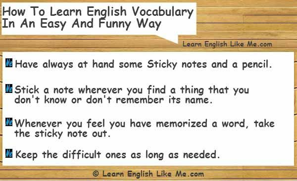 how to improve vocabulary skills in english pdf