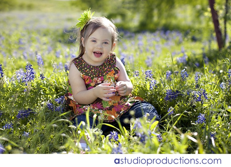 My little girl Hannah bow; Downs syndrome; beautiful; amazing; blessed.  Forwarded the post Brilliant photography  and amazing mom
